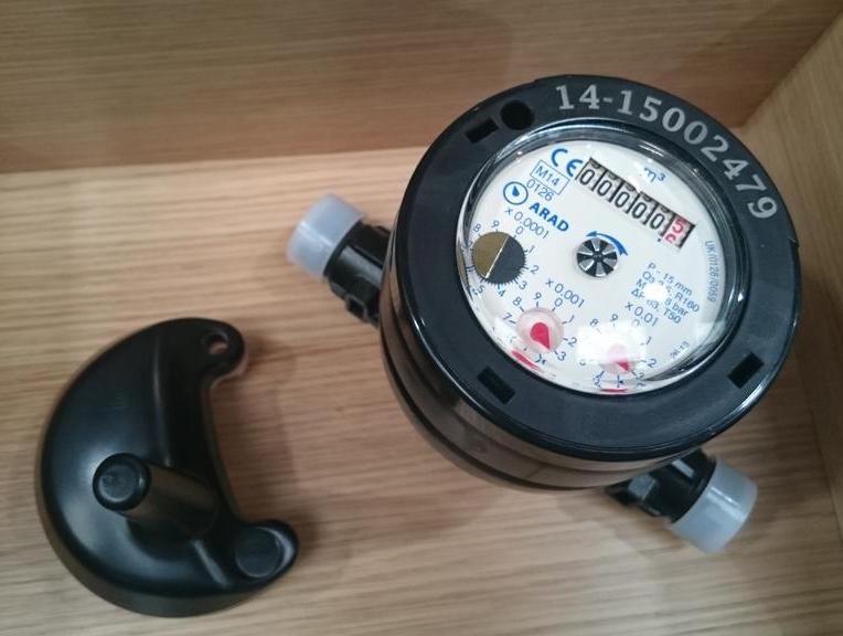 Sens'O : LoRa Water Meter Sensor - nke Watteco