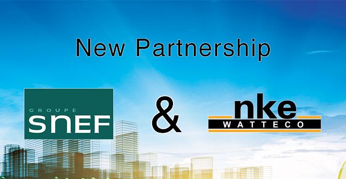 Alliance nke Watteco and SNEF Lab