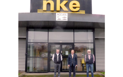 A new managing director for nke WATTECO