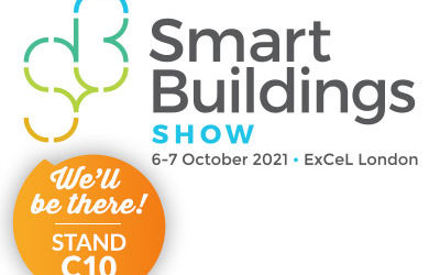 [EXHIBITION] See you at Smart Buildings Show 6-7 October 2021 @ExCeL London